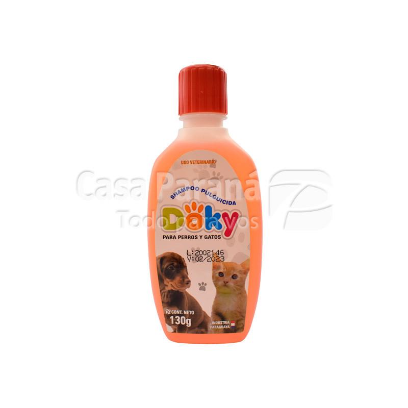 Shampoo pulgicida para perro 130ml