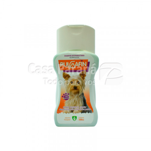 Shampoo antiparasitario 300cc