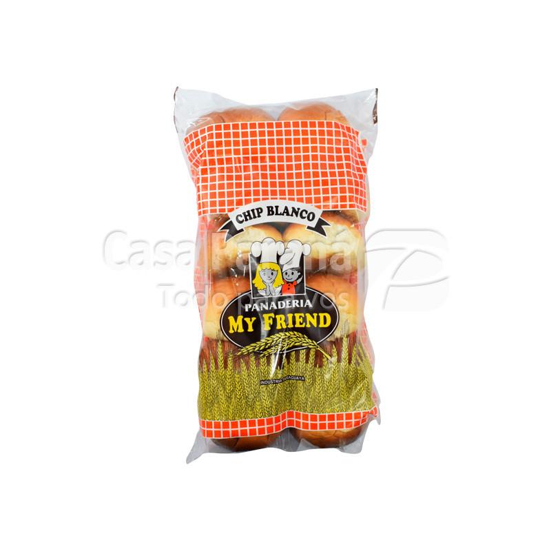 Pan chip