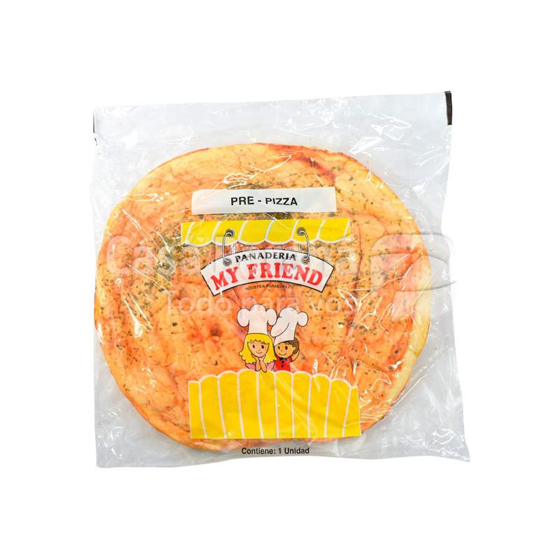 Pre - pizza