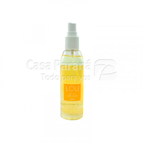 Body Splash fragancia life de 110ml.