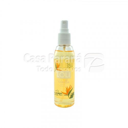 Body Splash sabor Vainilla de 110ml.