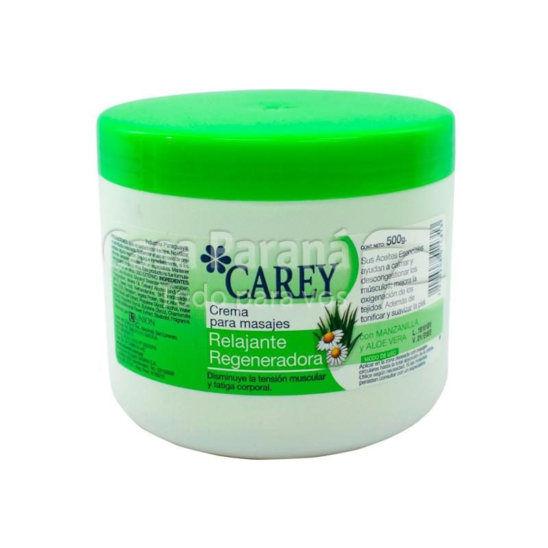 Crema para masaje corporal efecto relajante de 500gr.