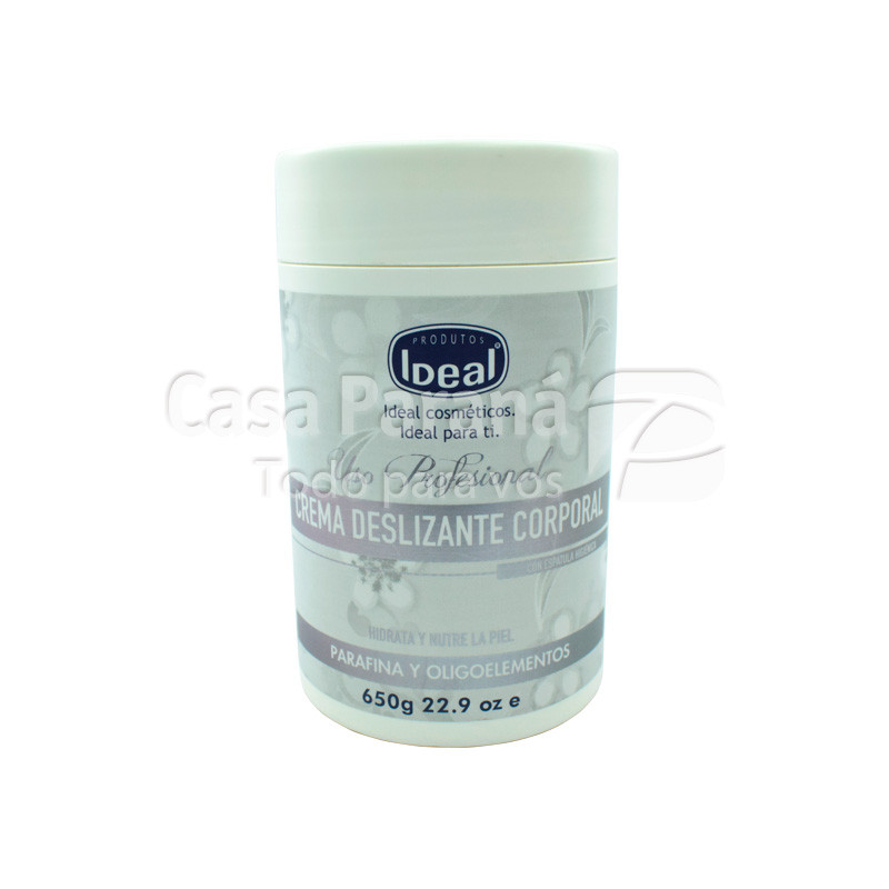 Crema para masaje corporal de 240ml