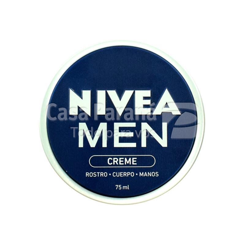 Crema corporal para hombres de 75ml.