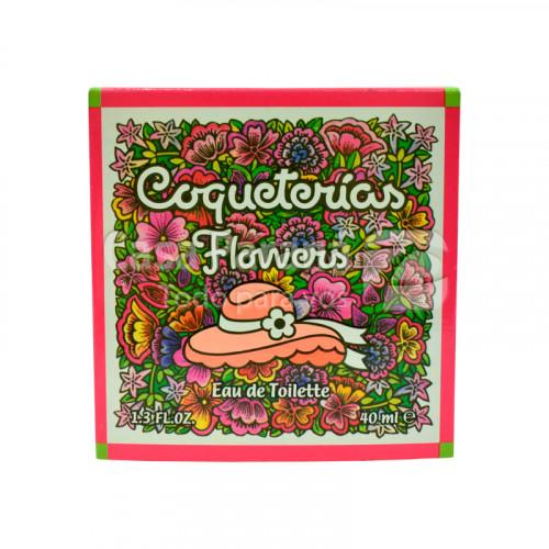 Locion Flowers de 40 ml