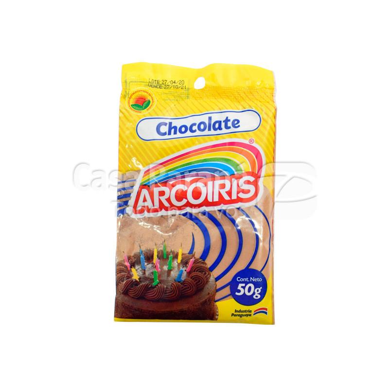 Chocolate en polvo de 50 gr