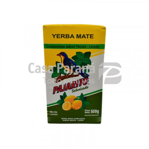 Yerba de Menta y limón en paquete de 500gr