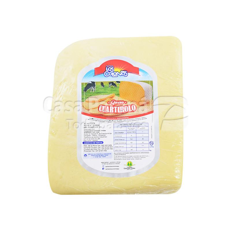 queso cuartirolo