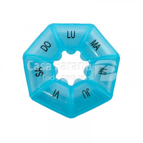 Caja de Plástico para Pastillas