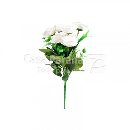 Flores terciopelo artificial