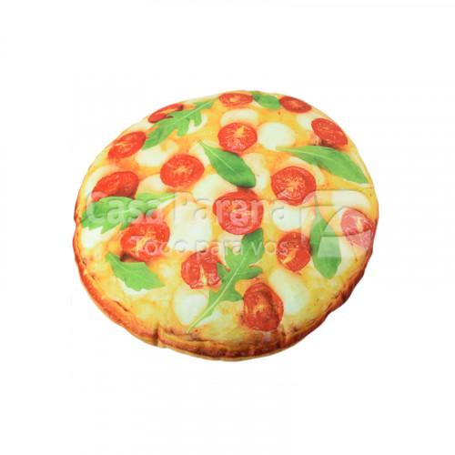 Almohada diseño de pizza