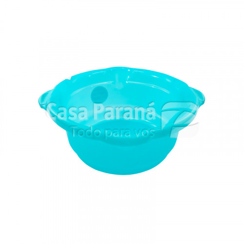 Palangana color azul de 14 litros
