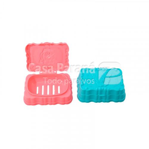 Jabonera de Plástico