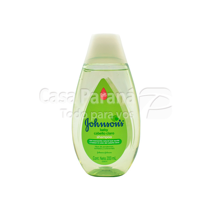 Shampoo con manzanilla de 200ml.