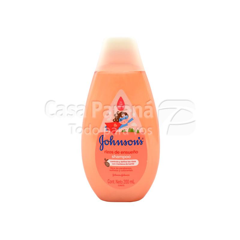 Shampoo para cabellos rulos de 200ml