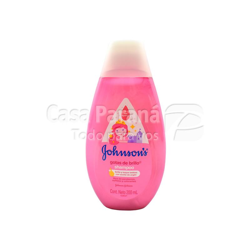 Shampoo gota de brillo de 200ml.