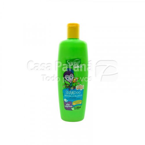 Shampoo con manzanilla de 350ml.