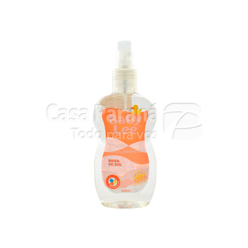 Colonia golden para bebe de 200 ml