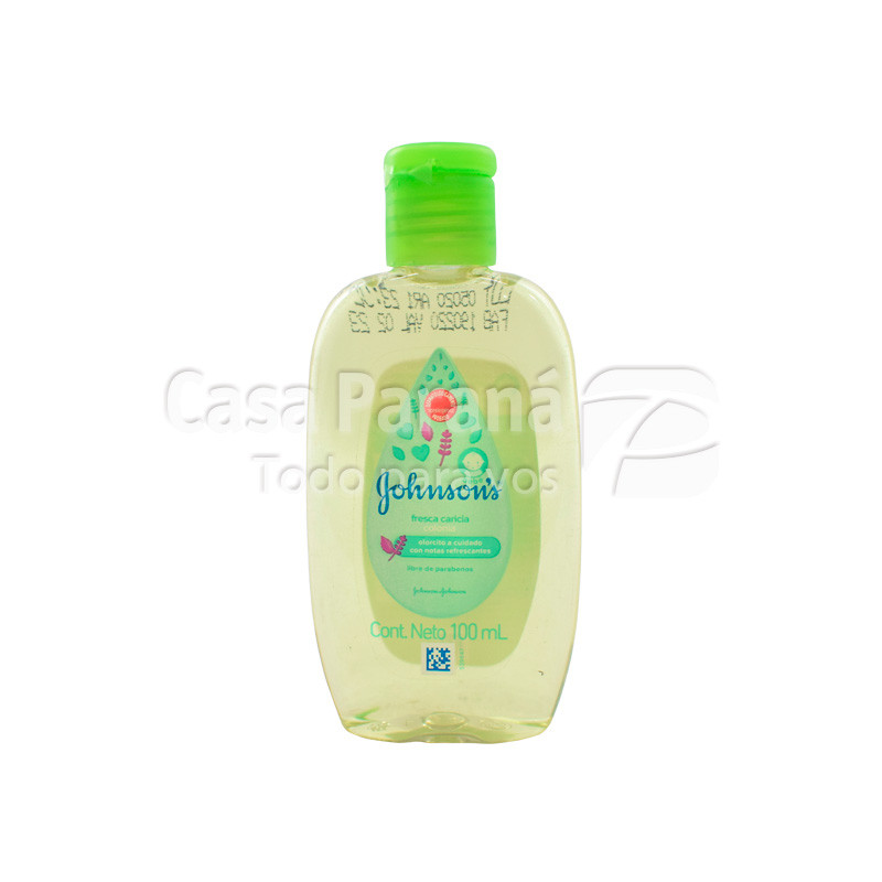 Colonia fresca caricia de 100 ml