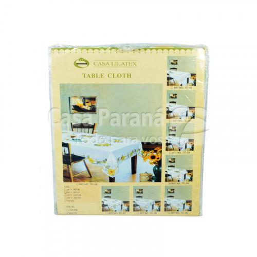 Mantel fibra de coco LILATEX 60x90cm.