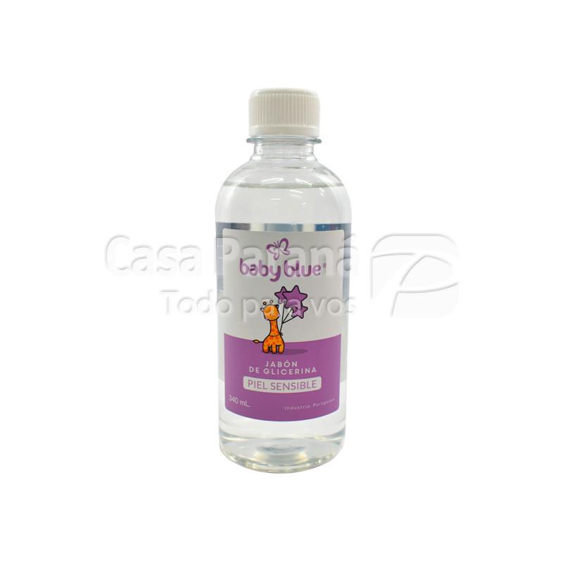 Jabon liquido repuesto de 340 ml