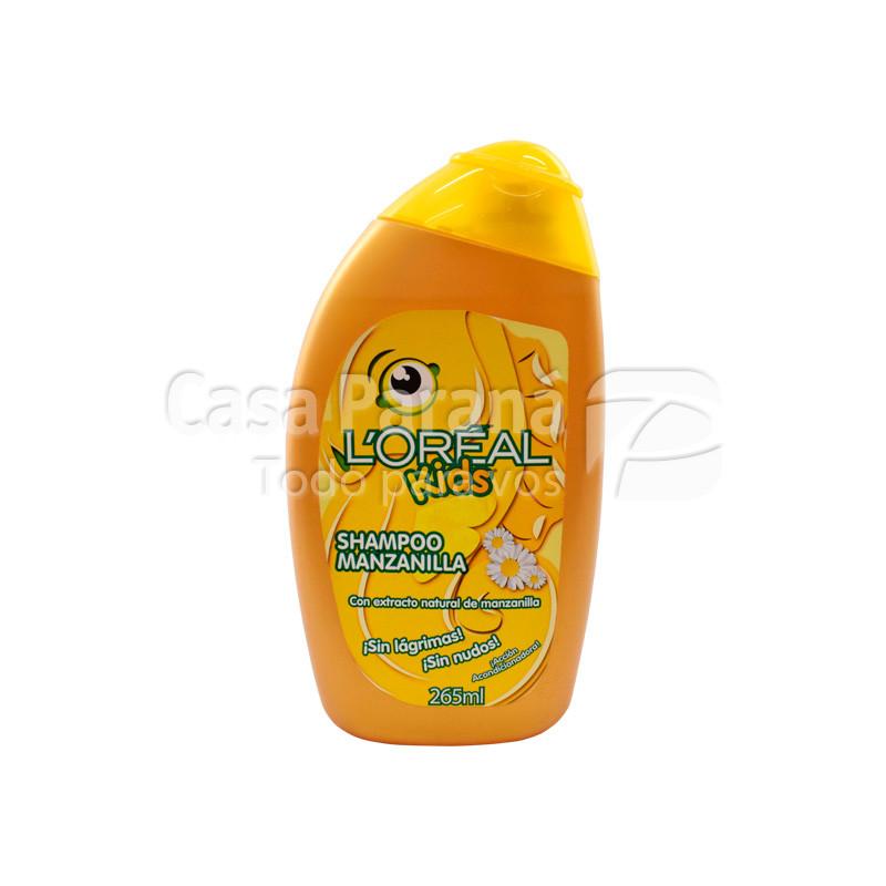 Shampoo de manzanilla de 265 ml