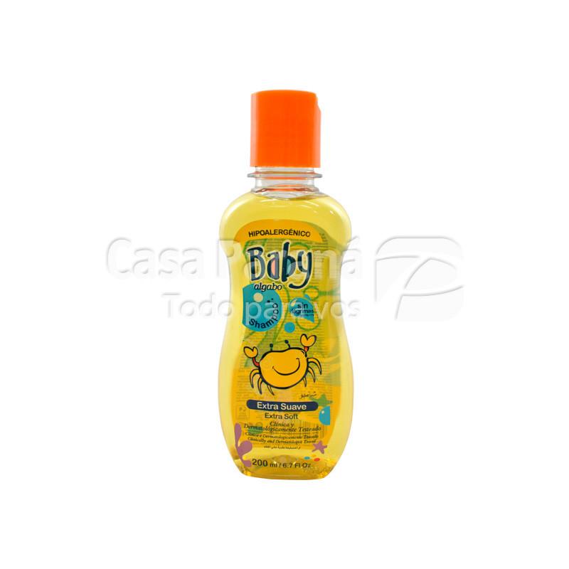 Shampoo baby extra suave de 236 ml