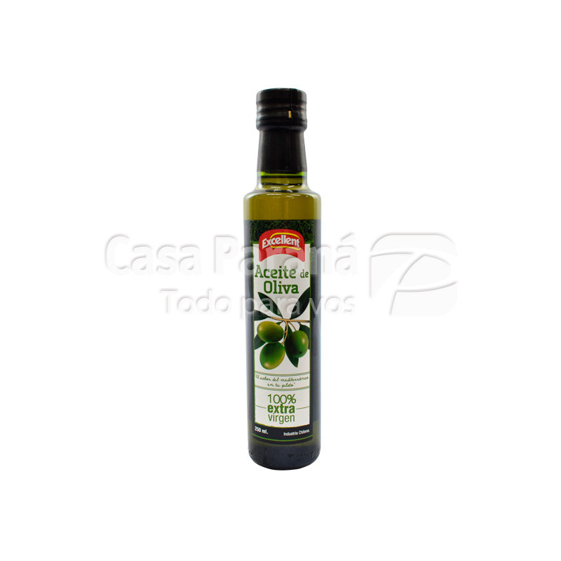 Aceite de oliva extra virgen 250gr