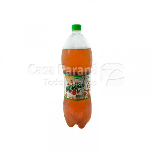 Gaseosa free sabor guarana de 2 litros