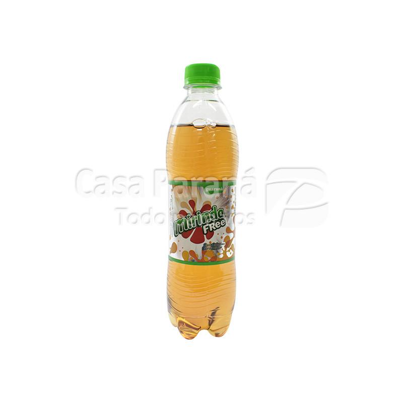 Gaseosa sabor guarana free de 500 ml