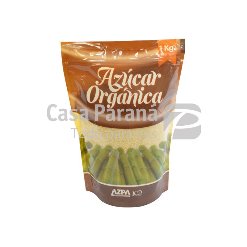 Azucar organica de 1 kilo
