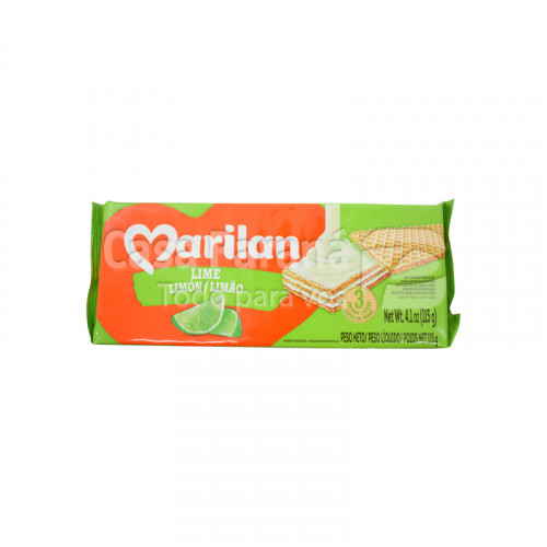 Galletita sabor limon de 115 gr