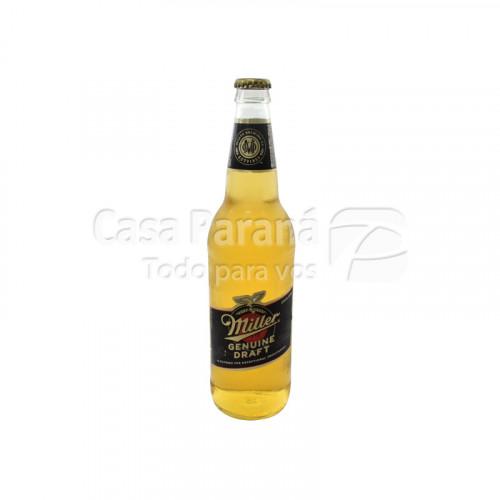 Cerveza negra de 650 ml