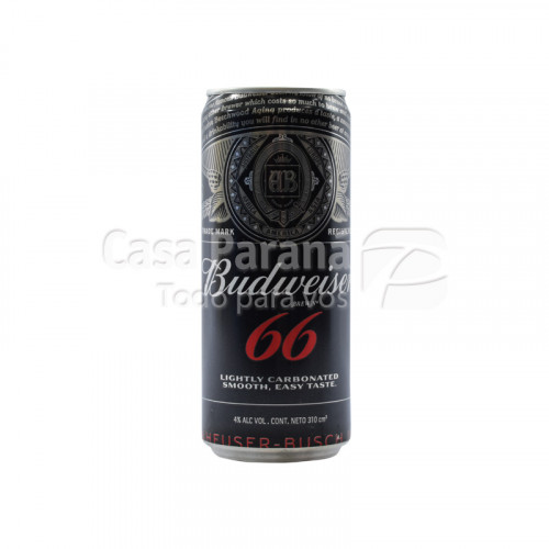 Cerveza en lata de 310 ml