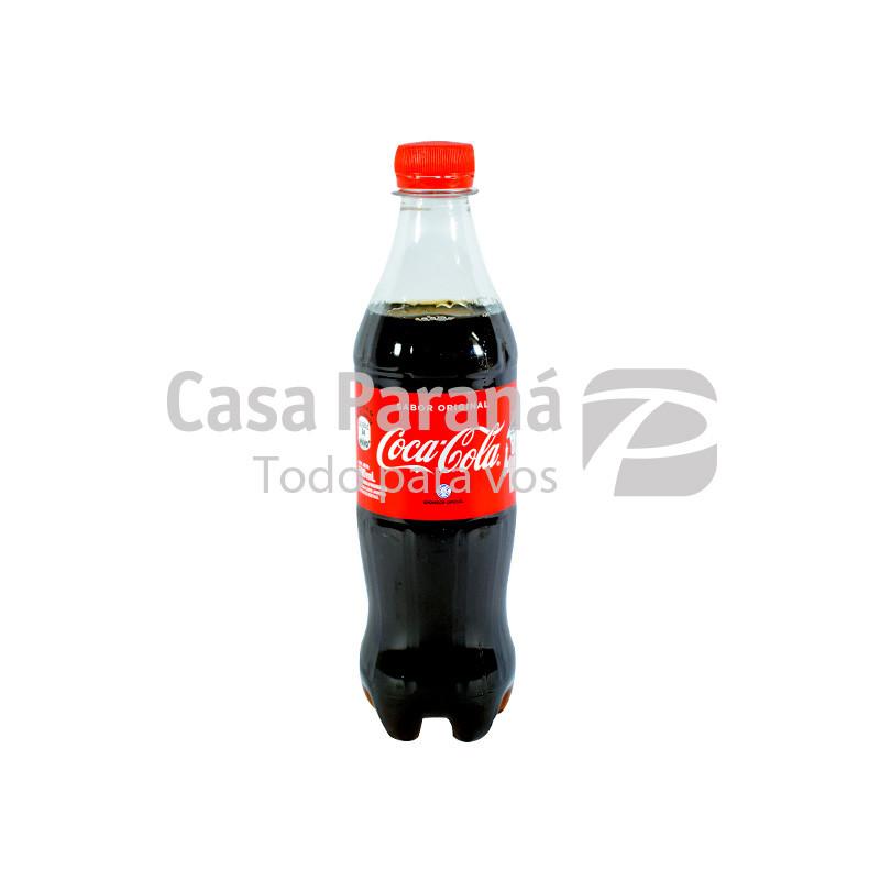 Gaseosa de 500 ml