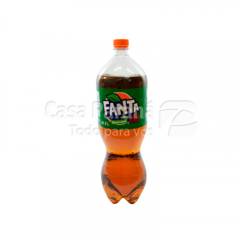 Gaseosa fanta sabor guarana de 2 litros