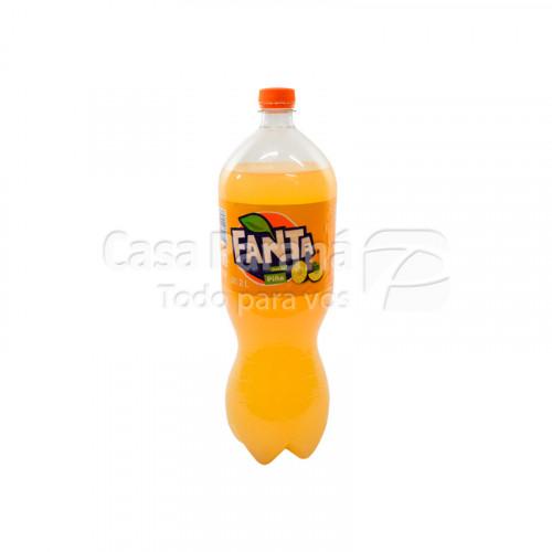 Gaseosa fanta sabor piña de 2 litros