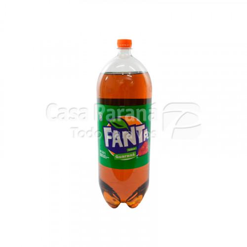 Gaseosa fanta sabor guarana de 3 litros
