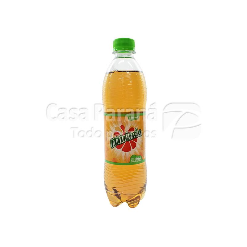 Gaseosa sabor guarana de 500 ml