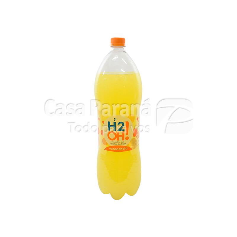 Gaseosa sabor naranchelo de 2 litros