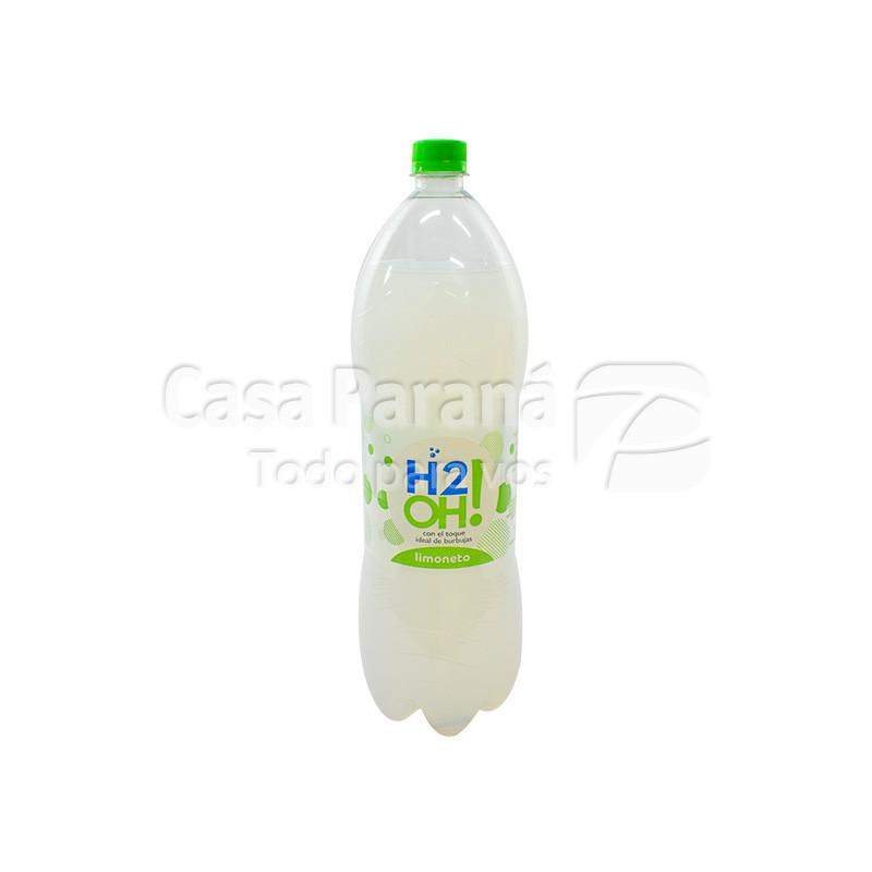 Gaseosa sabor limoneto de 2 litros