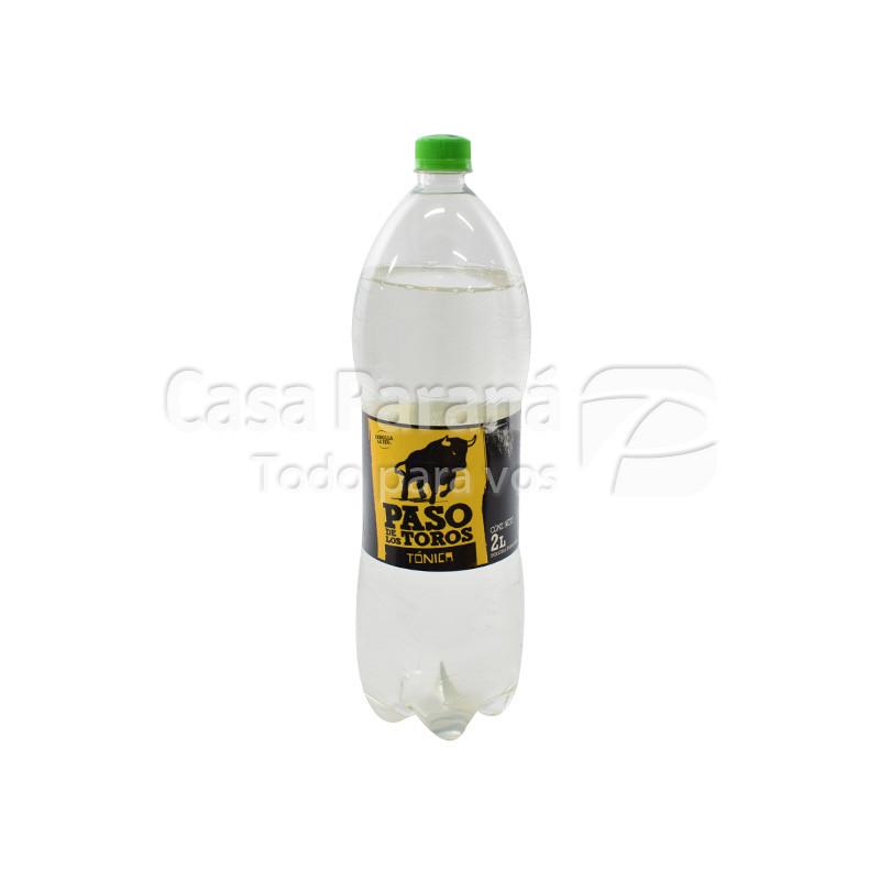 Agua tonica de 2 litros