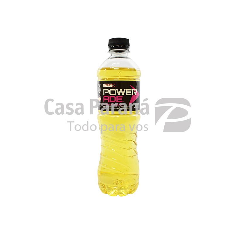 Bebida para deportista sabor manzana de 500 ml