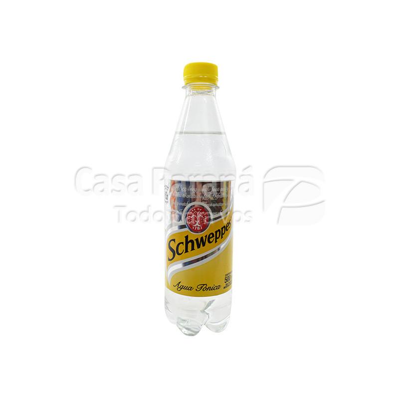 Agua tonica de 500 ml