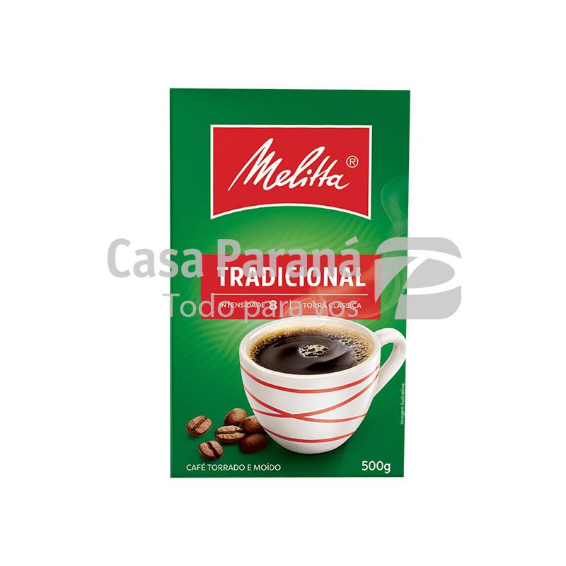 Café tradicional de 500 gr