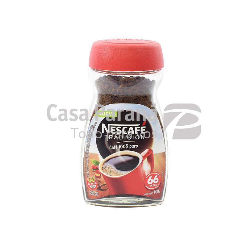 Café tradicional de 100 gr