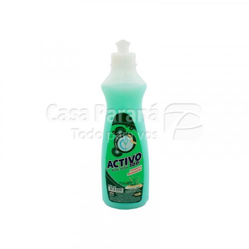Detergente Aloe de 500ml.