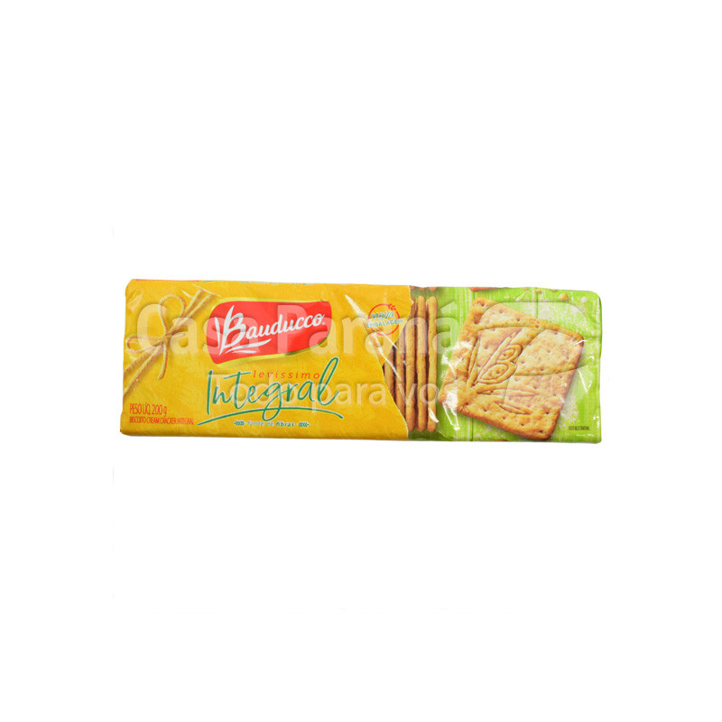 Galletita integral de 200 gr