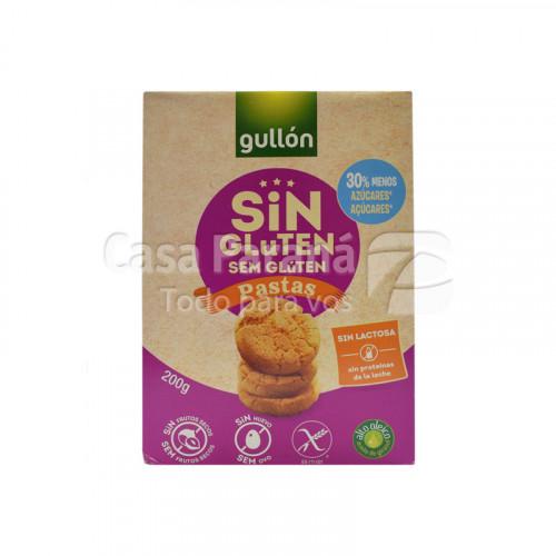 Galletita pastas sin gluten